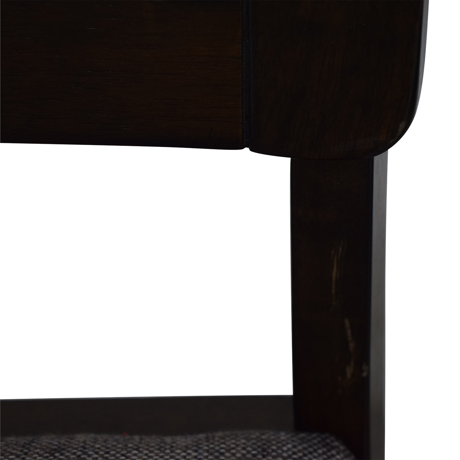 shop Raymour & Flanigan Grey Upholstered Counter Height Stools Raymour & Flanigan