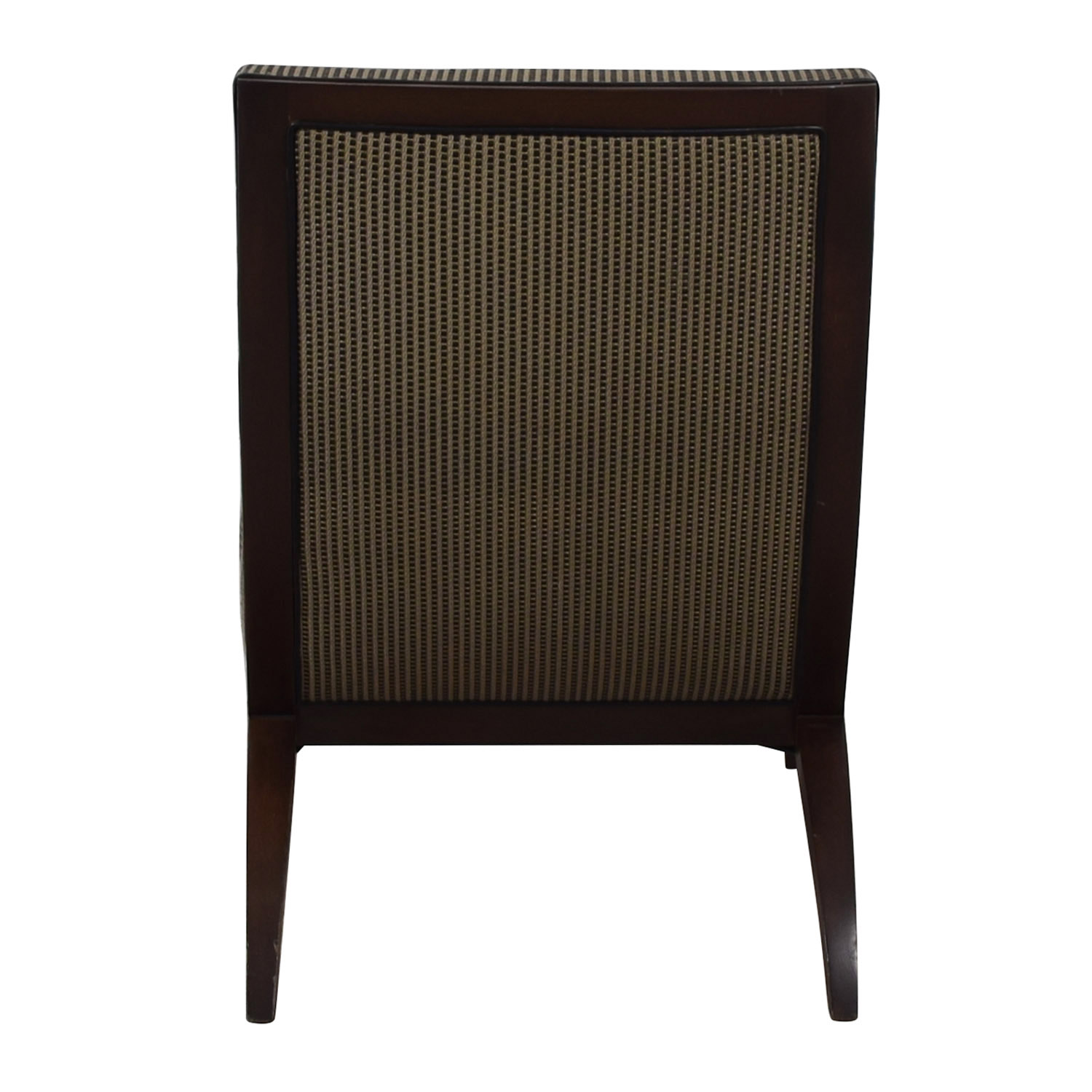 shop Furniture Masters Furniture Masters Brown Tweed Upholstered Accent Chair online