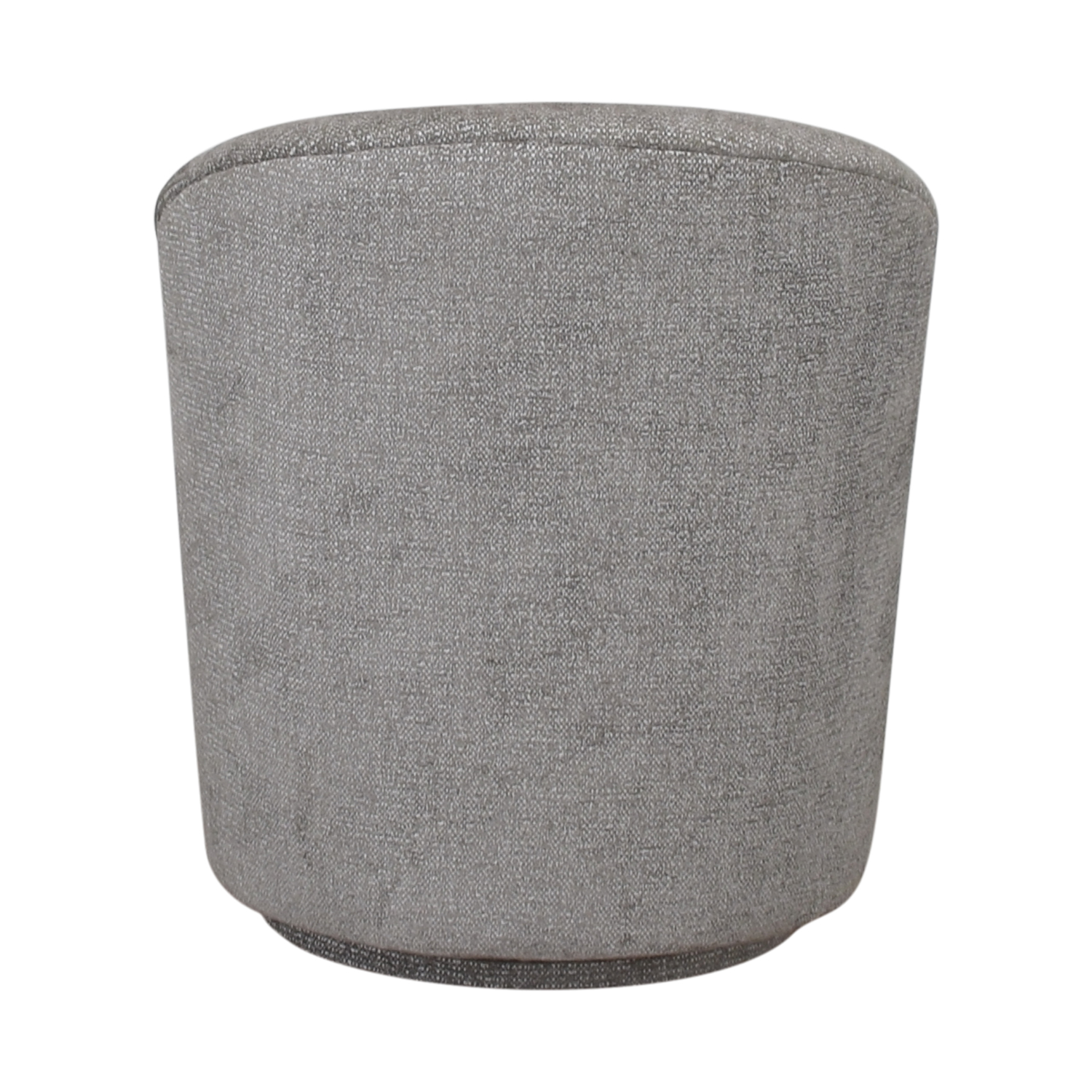 Furniture Masters Furniture Masters Gray Upholstered  Accent Chair nj