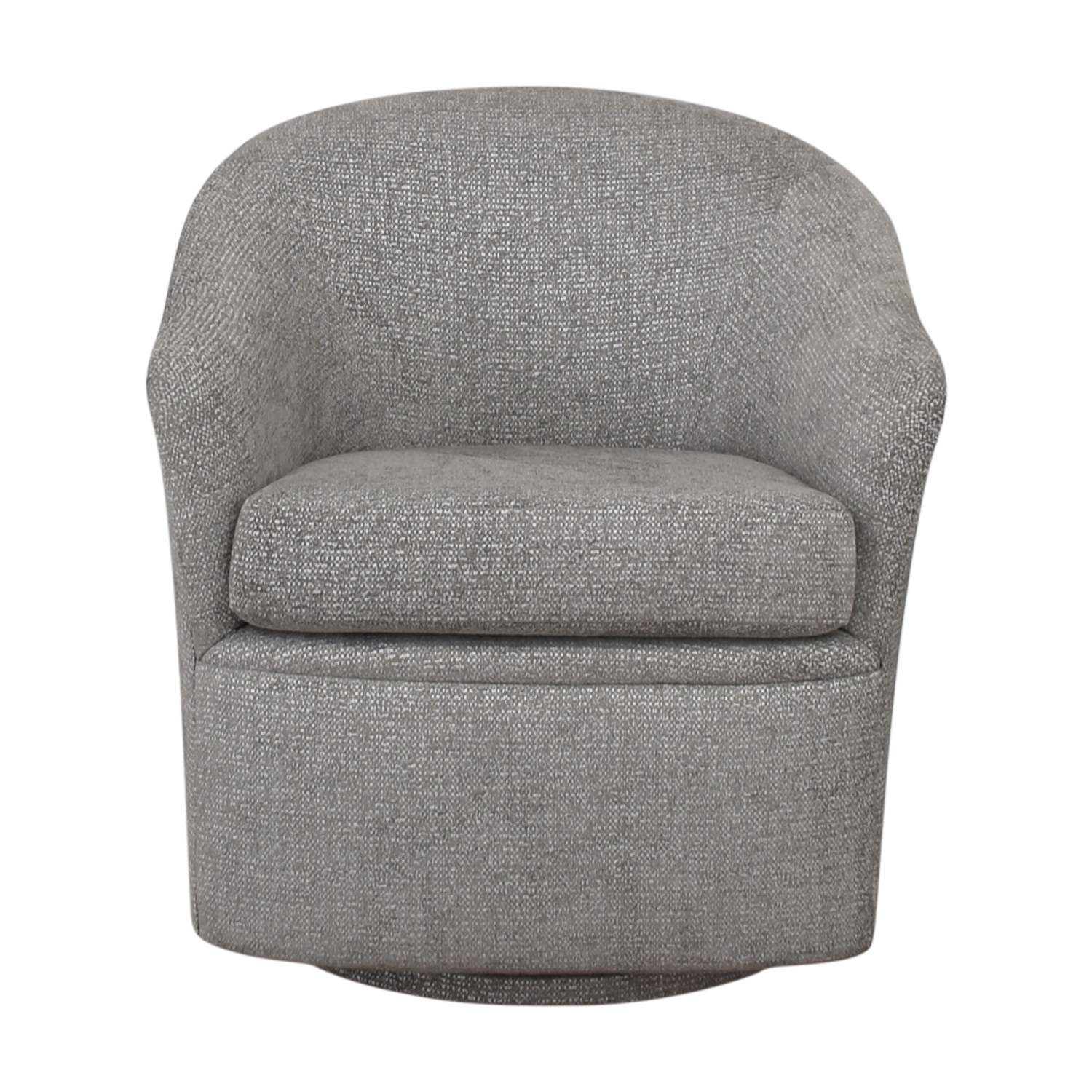 buy Furniture Masters Gray Upholstered  Accent Chair Furniture Masters Accent Chairs