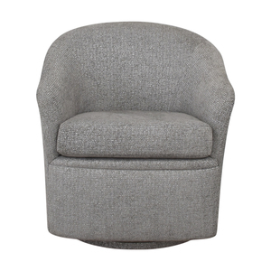 Furniture Masters Furniture Masters Gray Upholstered  Accent Chair used