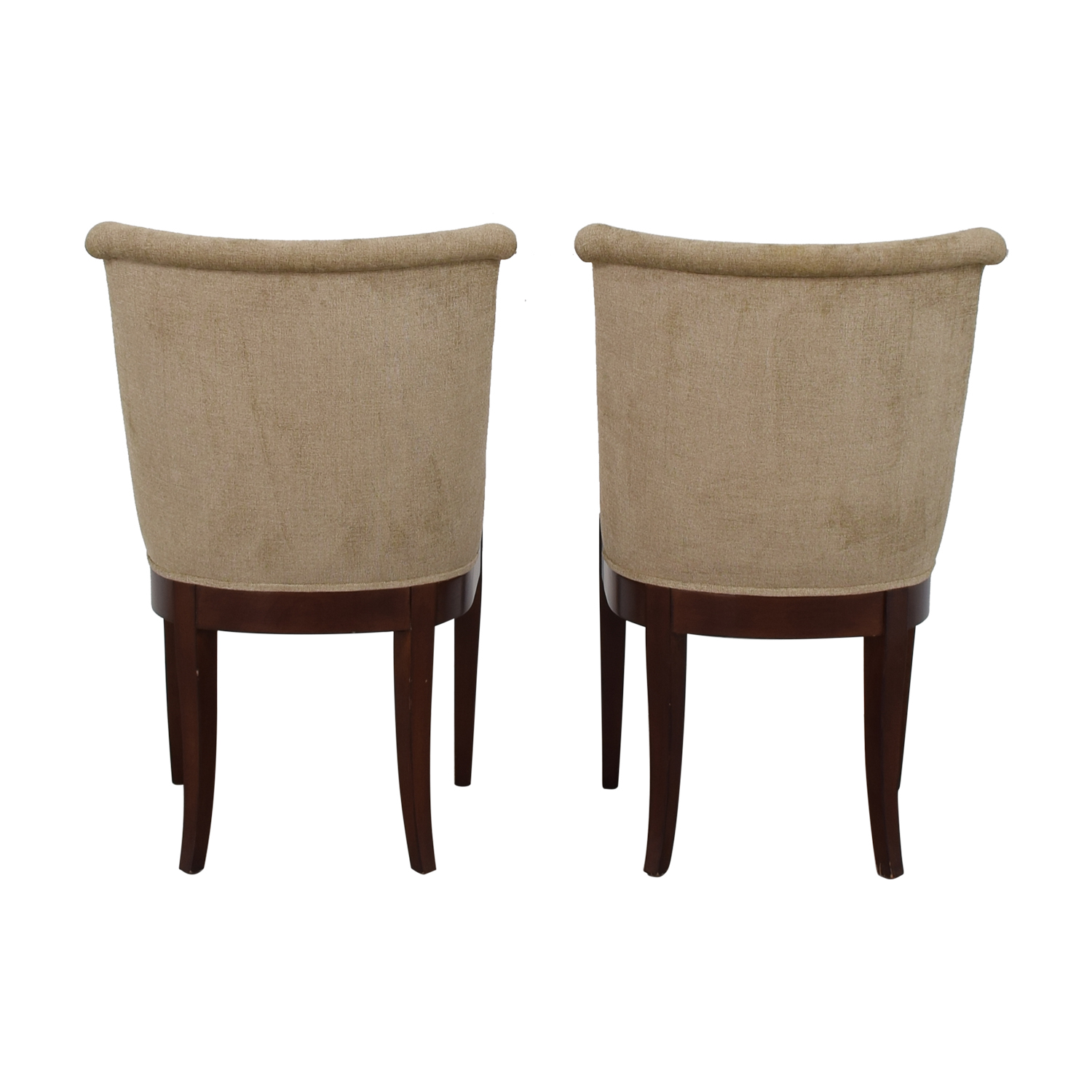 Furniture Masters Furniture Masters Tan Upholstered Chairs nj