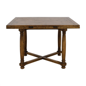 Chaddock Chaddock Morley Extendable Square to Round Dining Table