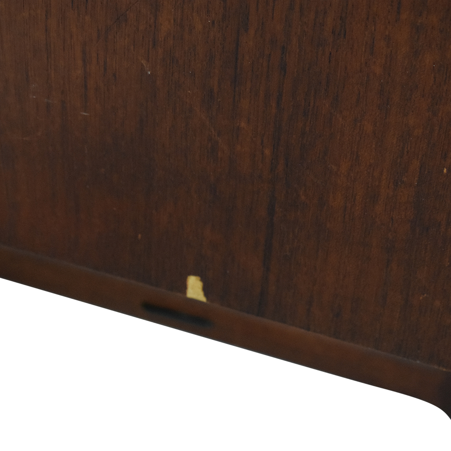 ABC Carpet & Home ABC Carpet & Home Danish Wood Two-Drawer Sideboard used