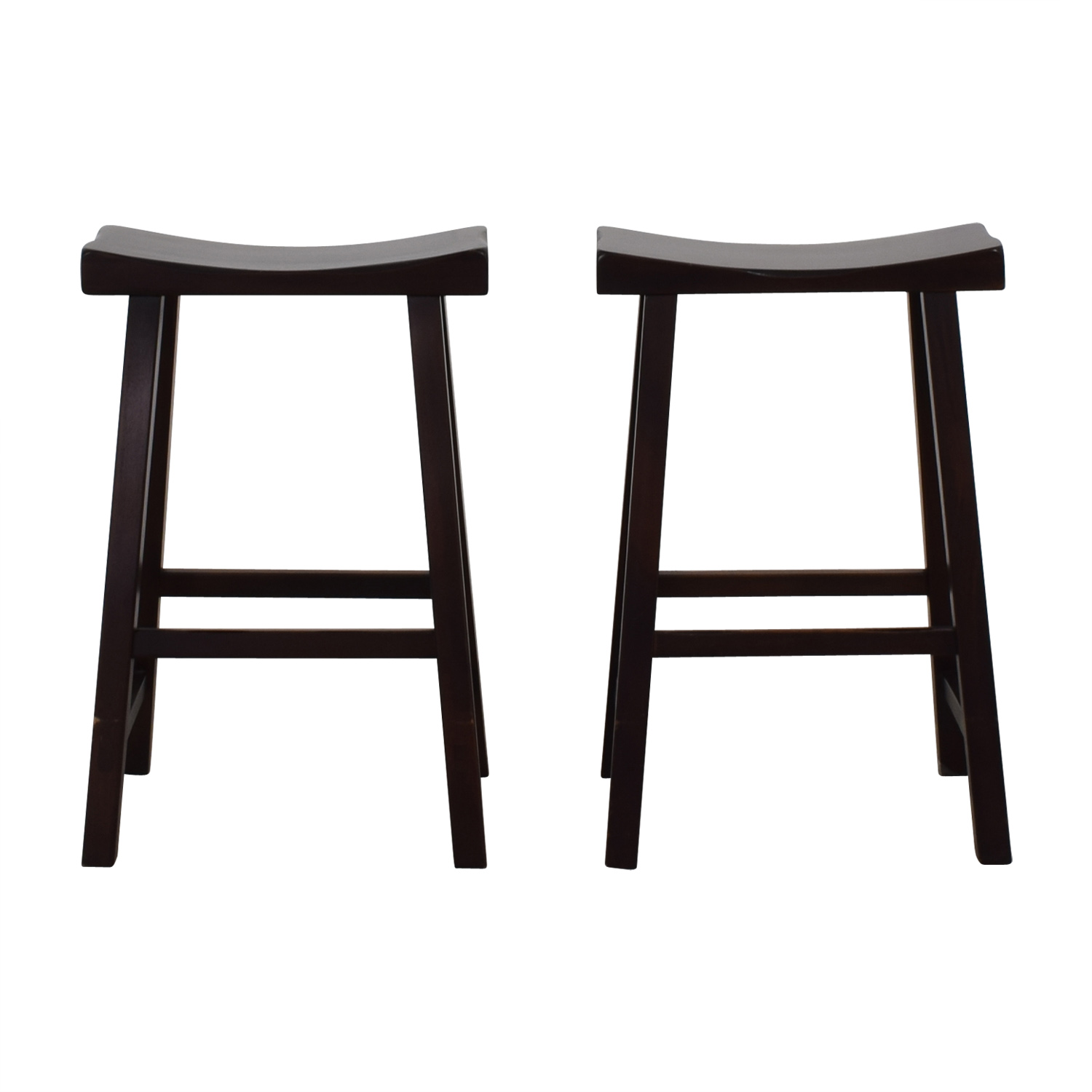 buy Dark Oak Counter Stools  Chairs