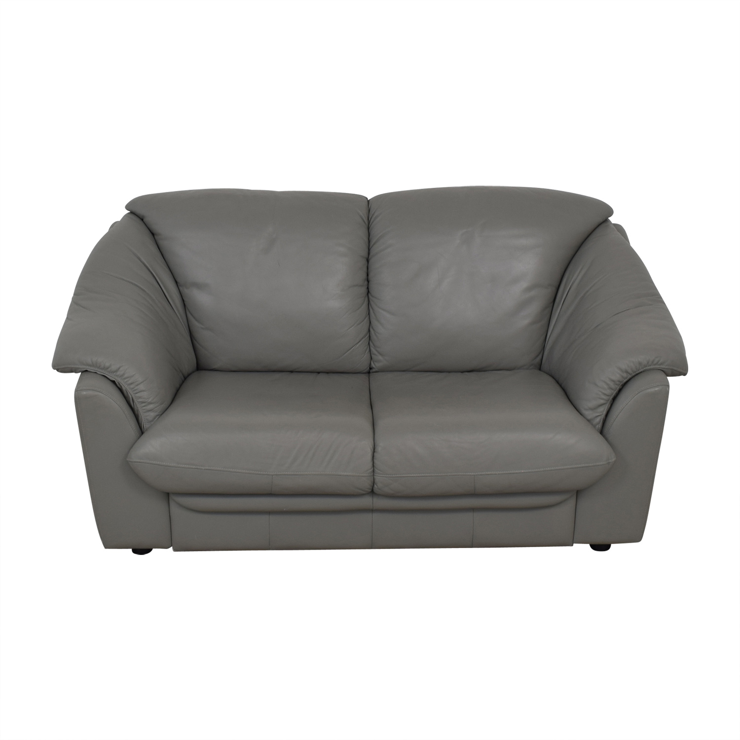 buy  Italian Grey Two-Cushion Loveseat online