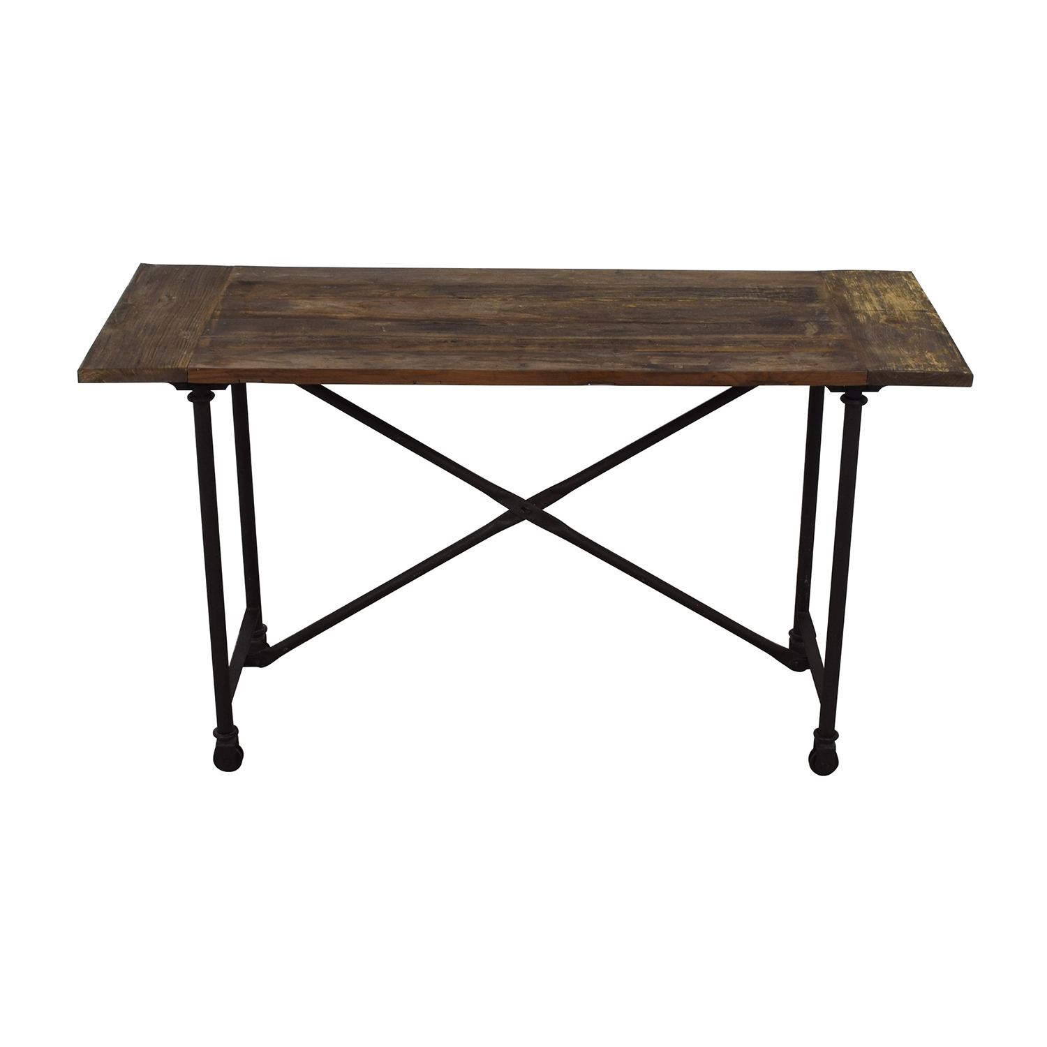 shop Restoration Hardware Restoration Hardware Rustic Flatiron Table online