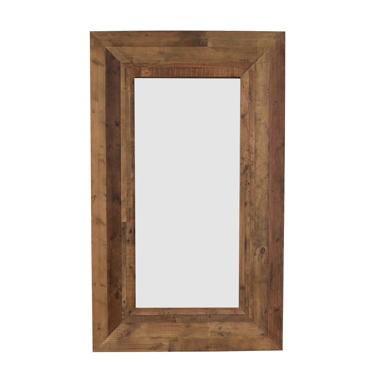 ABC Carpet & Home ABC Carpet & Home Oversized Wood Framed Floor Mirror nyc