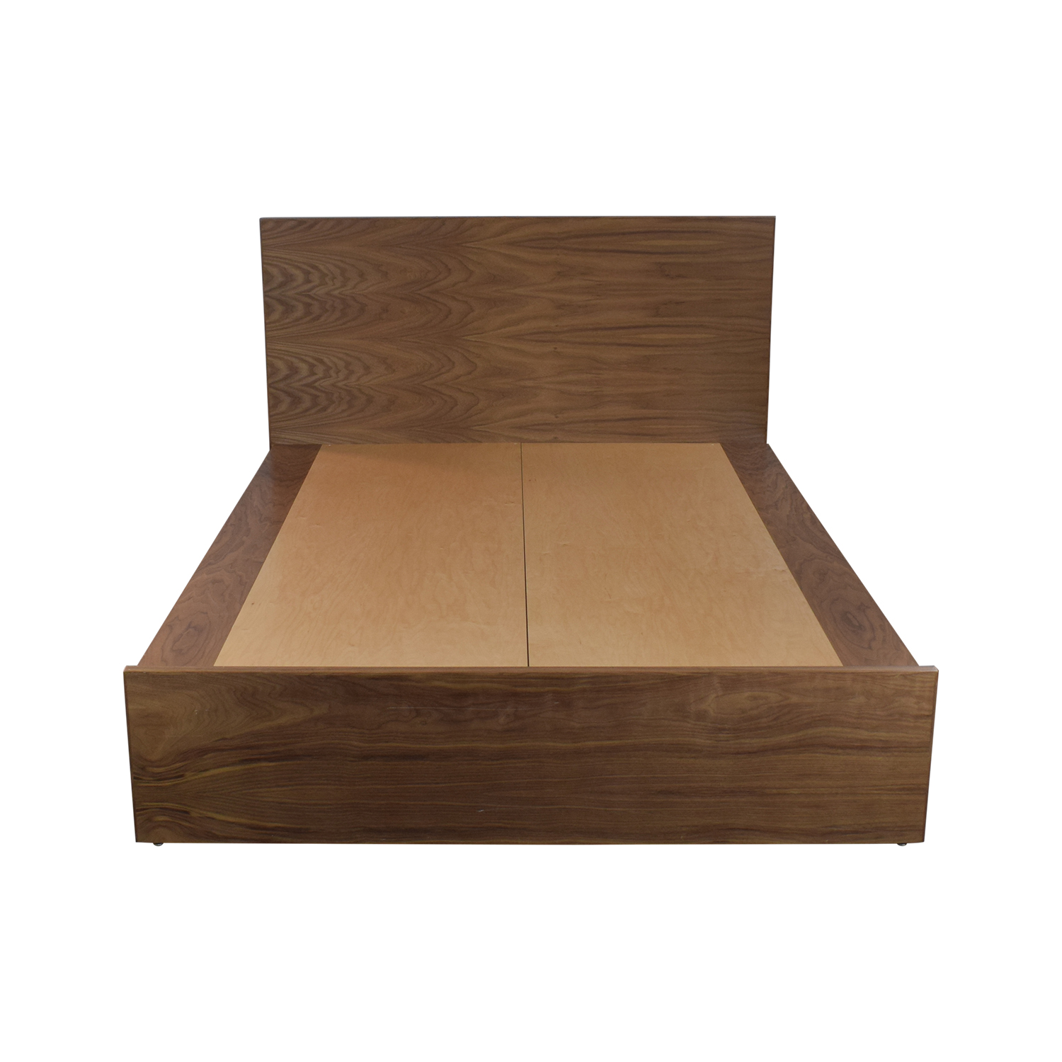 Urbangreen Furniture Thompson Queen Storage Bed Six Drawer with Headboard Urbangreen Furniture