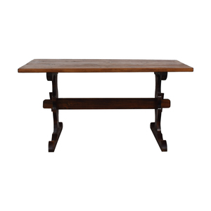 South African Pine Dining Room Table sale