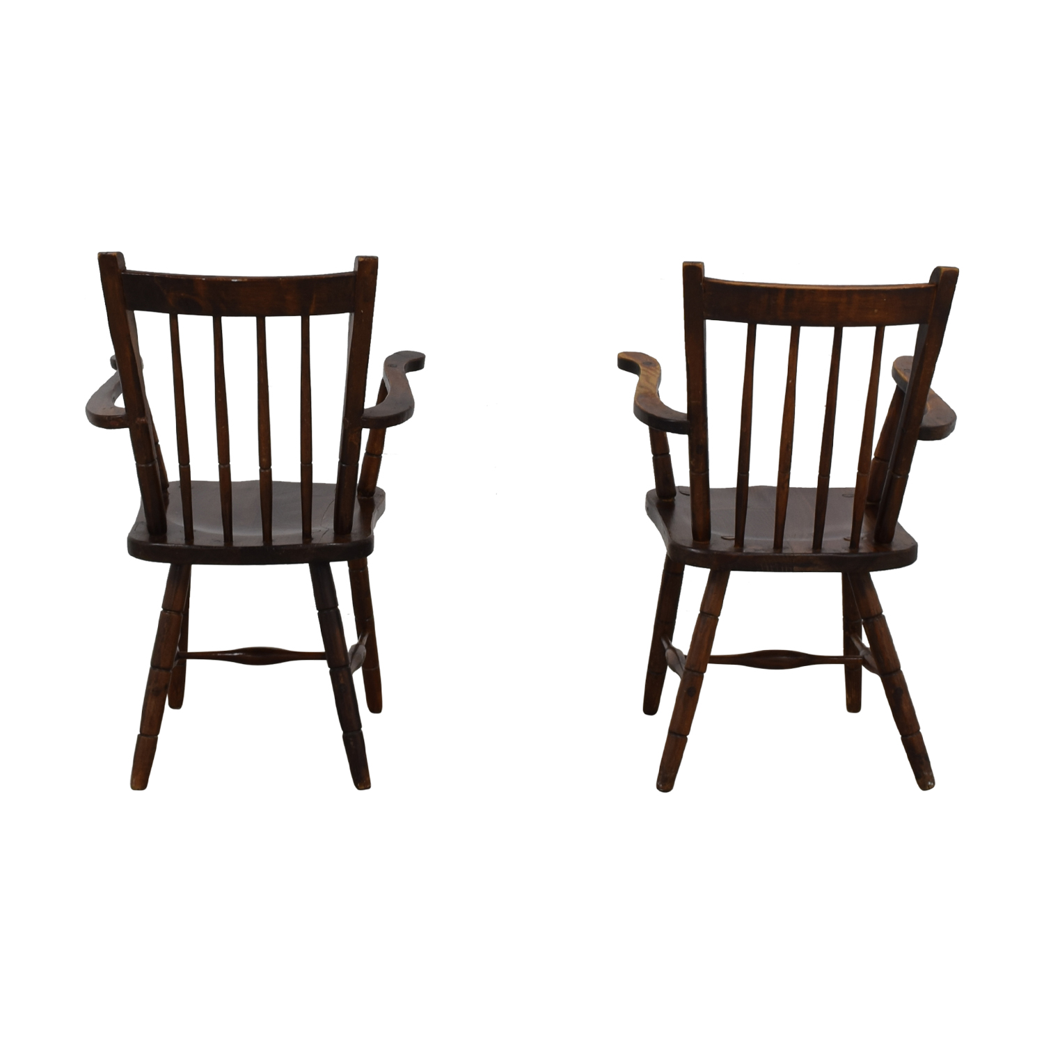 Set of Pine Chairs on sale