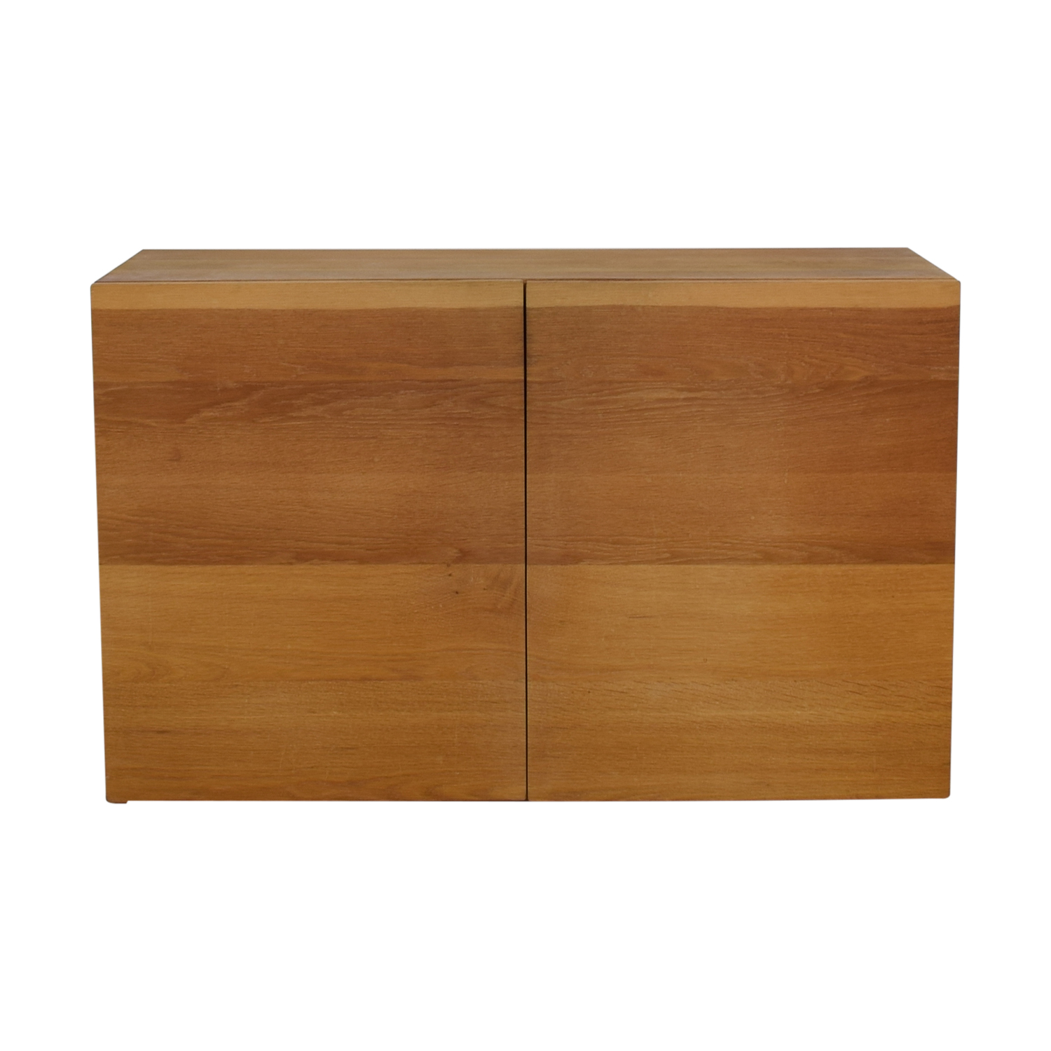 ABC Carpet & Home ABC Carpet & Home Oak Wood Sideboard nj