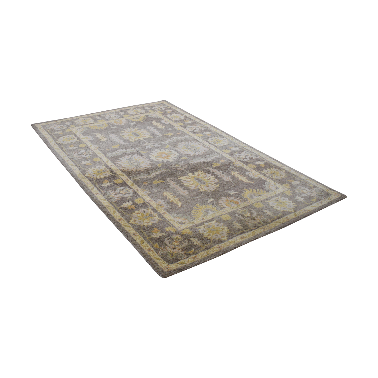 buy Pottery Barn Hastings Beige Persian Style Rug Pottery Barn