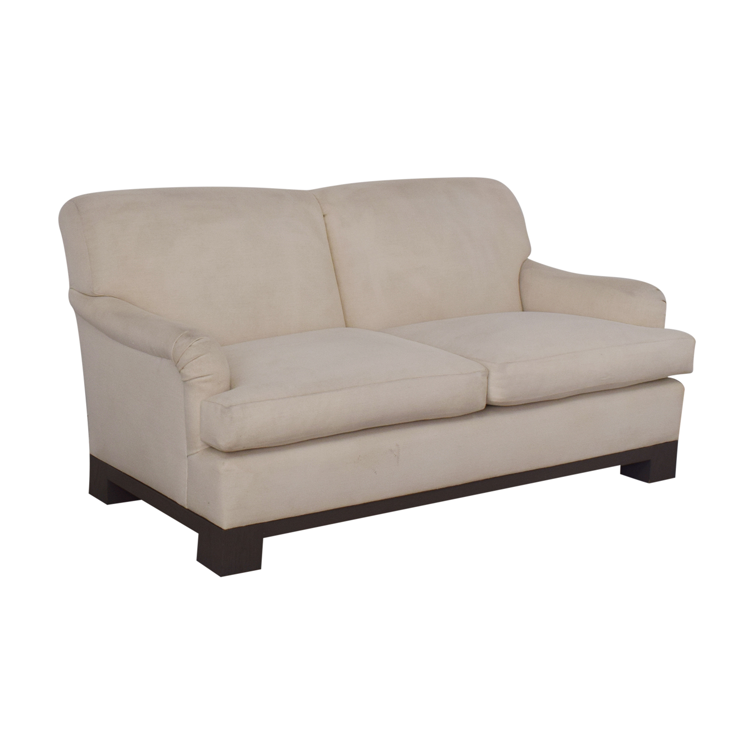 Furniture Masters Furniture Masters White Sofa for sale