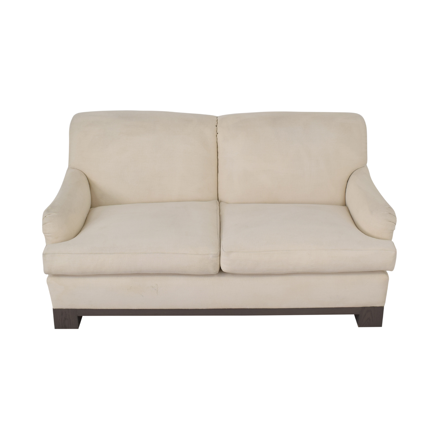 Furniture Masters Furniture Masters White Sofa coupon