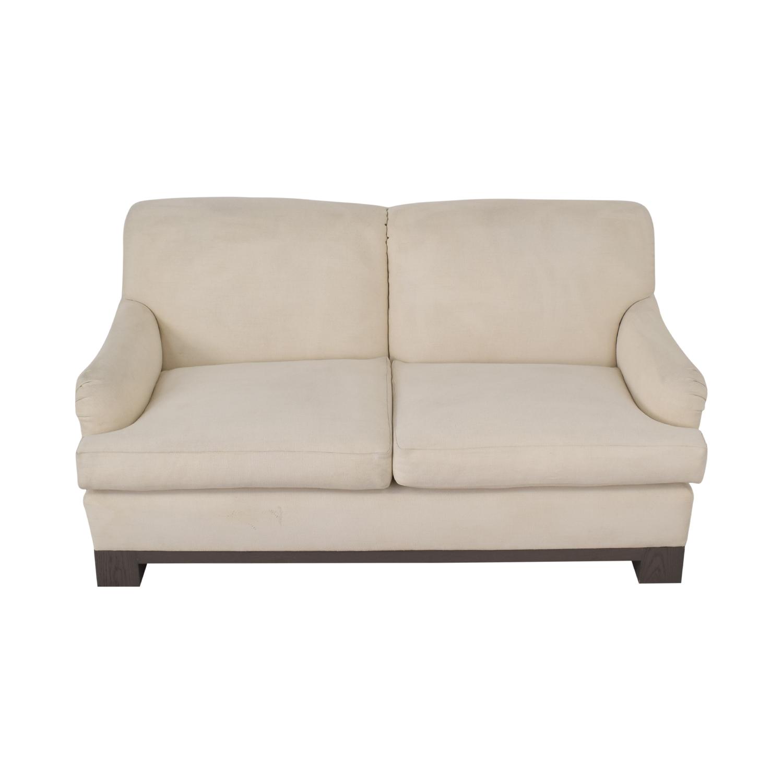 Furniture Masters Furniture Masters White Sofa