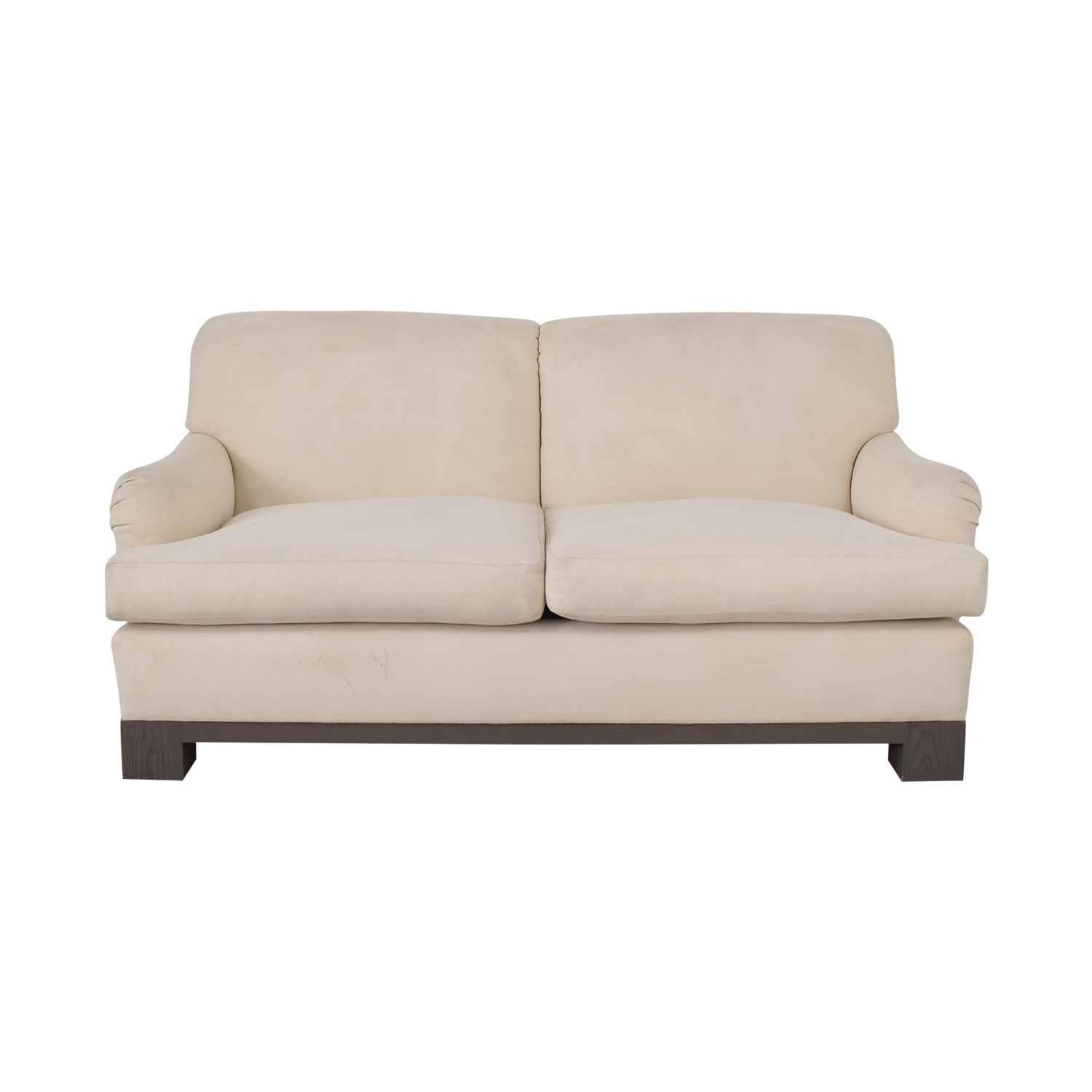 Furniture Masters Furniture Masters White Sofa discount