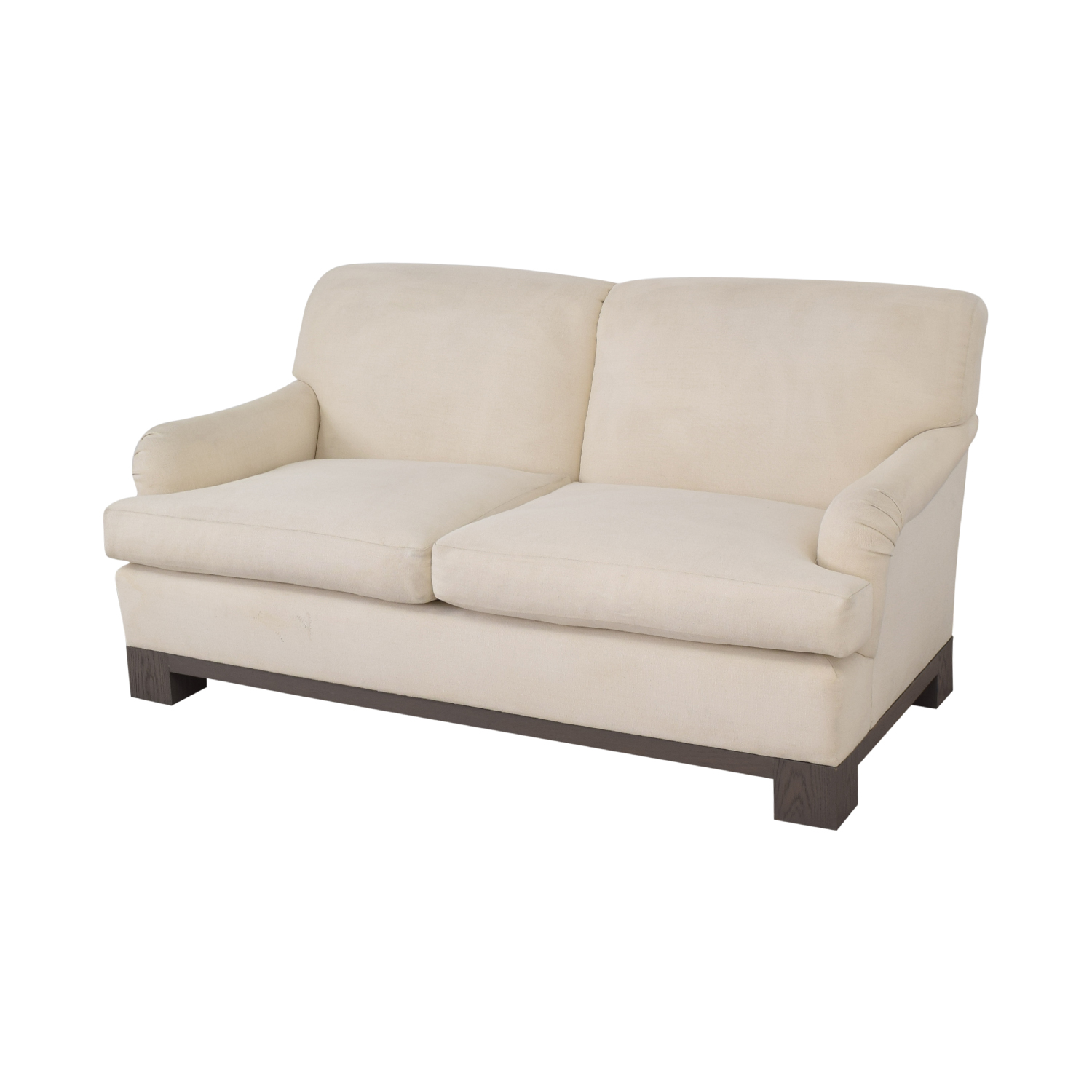 shop Furniture Masters Furniture Masters White Sofa online