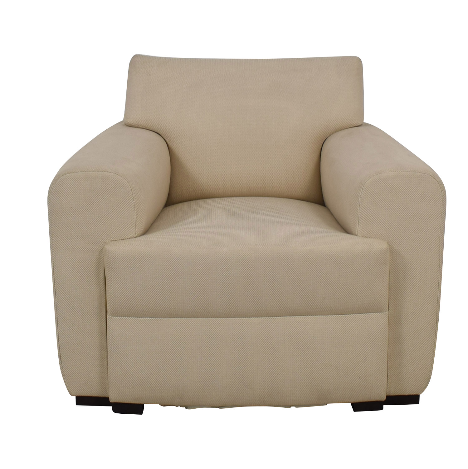 Furniture Masters Furniture Masters White Accent Chair on sale