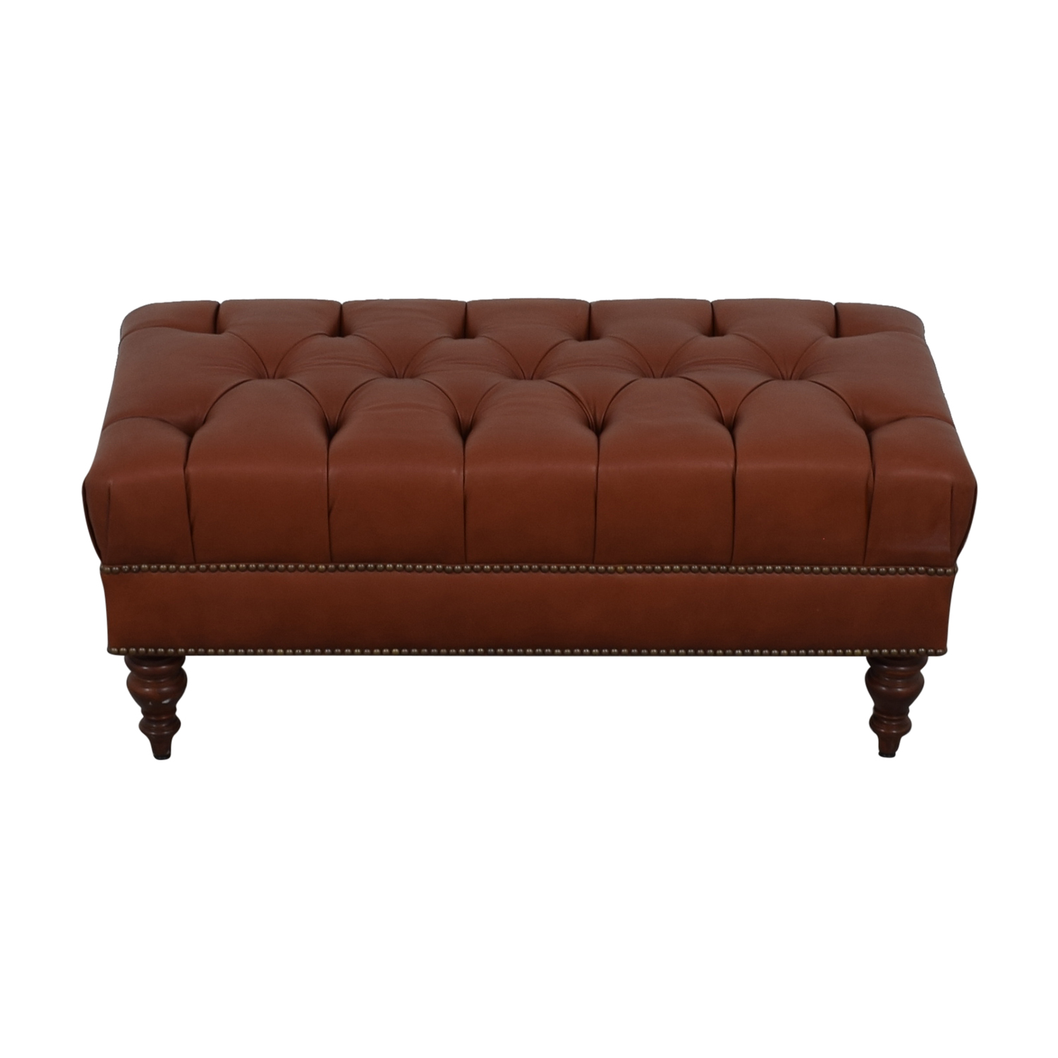 Furniture Masters Furniture Masters Tufted Ottoman discount
