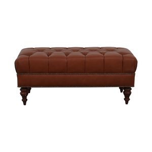 buy Furniture Masters Furniture Masters Tufted Ottoman online