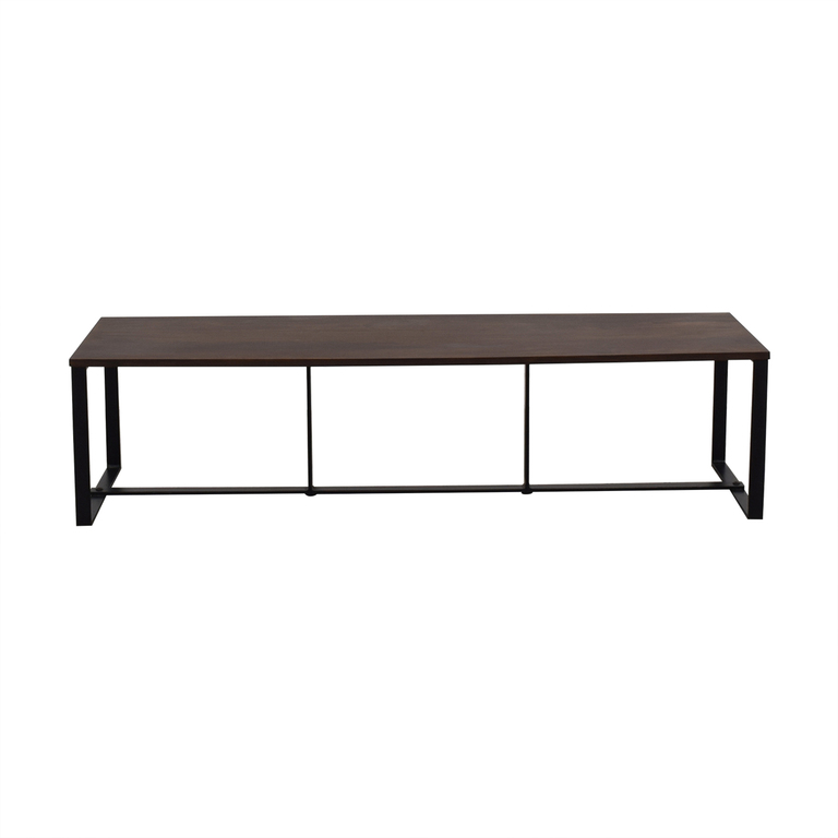 Furniture Masters Industrial Coffee Table Furniture Masters