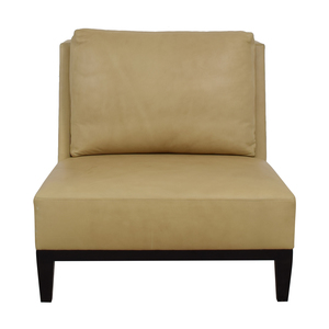 Furniture Masters Tan Accent Chair / Chairs