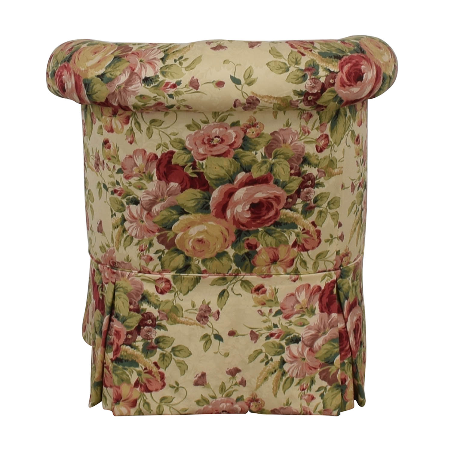 Furniture Masters Furniture Masters Floral Accent Chair used