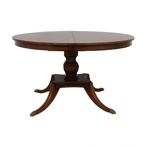 Furniture Masters Round Dining Table sale