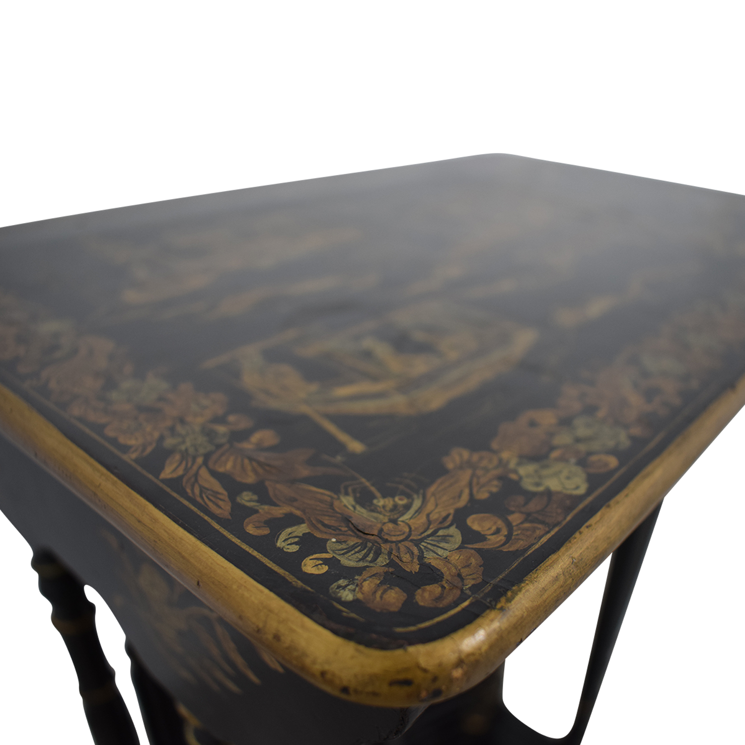 buy Antique Asian Nesting Tables  Accent Tables