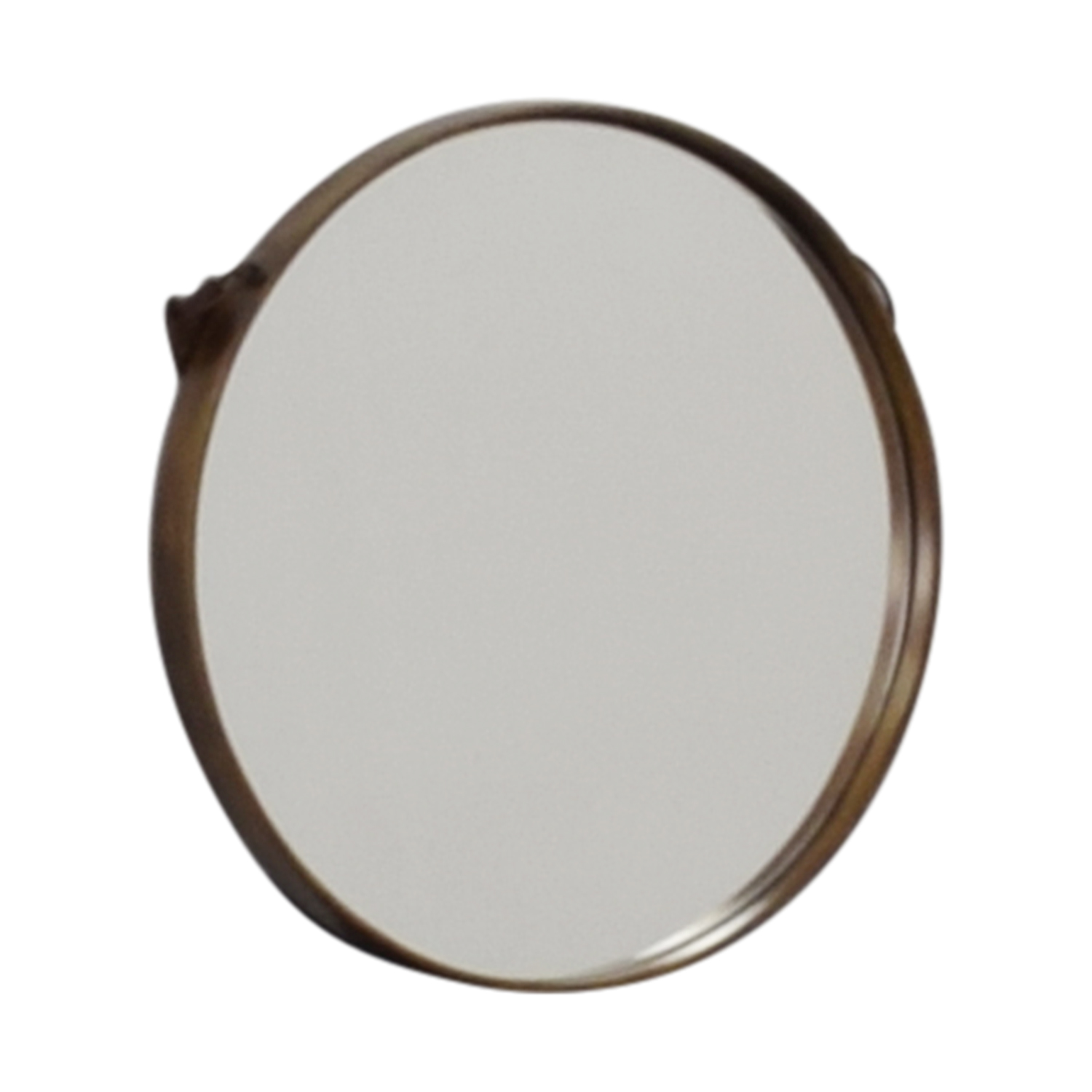 shop Anthropologie Anthropologie Round Corded Wall Mirror online