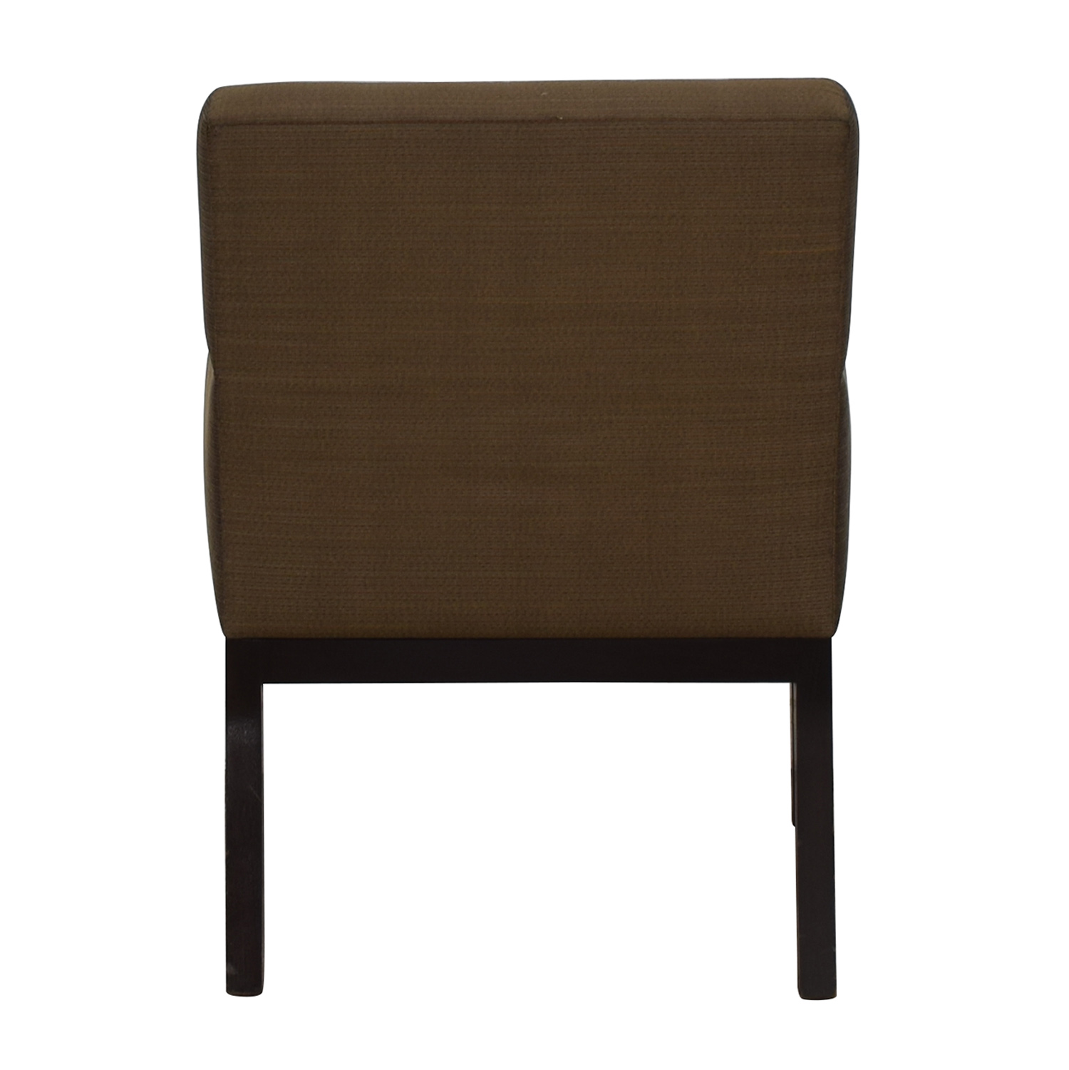 Furniture Masters Furniture Masters Stripped Brown Accent Chair price