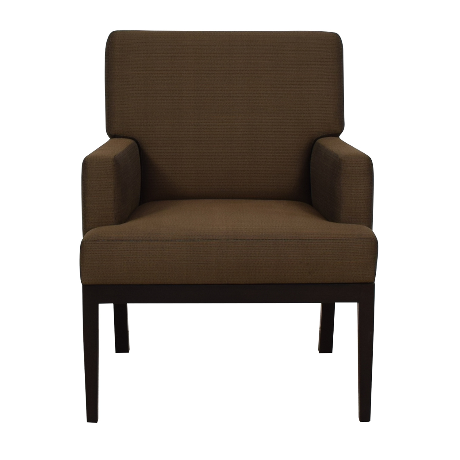 Furniture Masters Furniture Masters Stripped Brown Accent Chair coupon