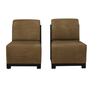 Furniture Masters Furniture Masters Tan Accent Chairs dimensions