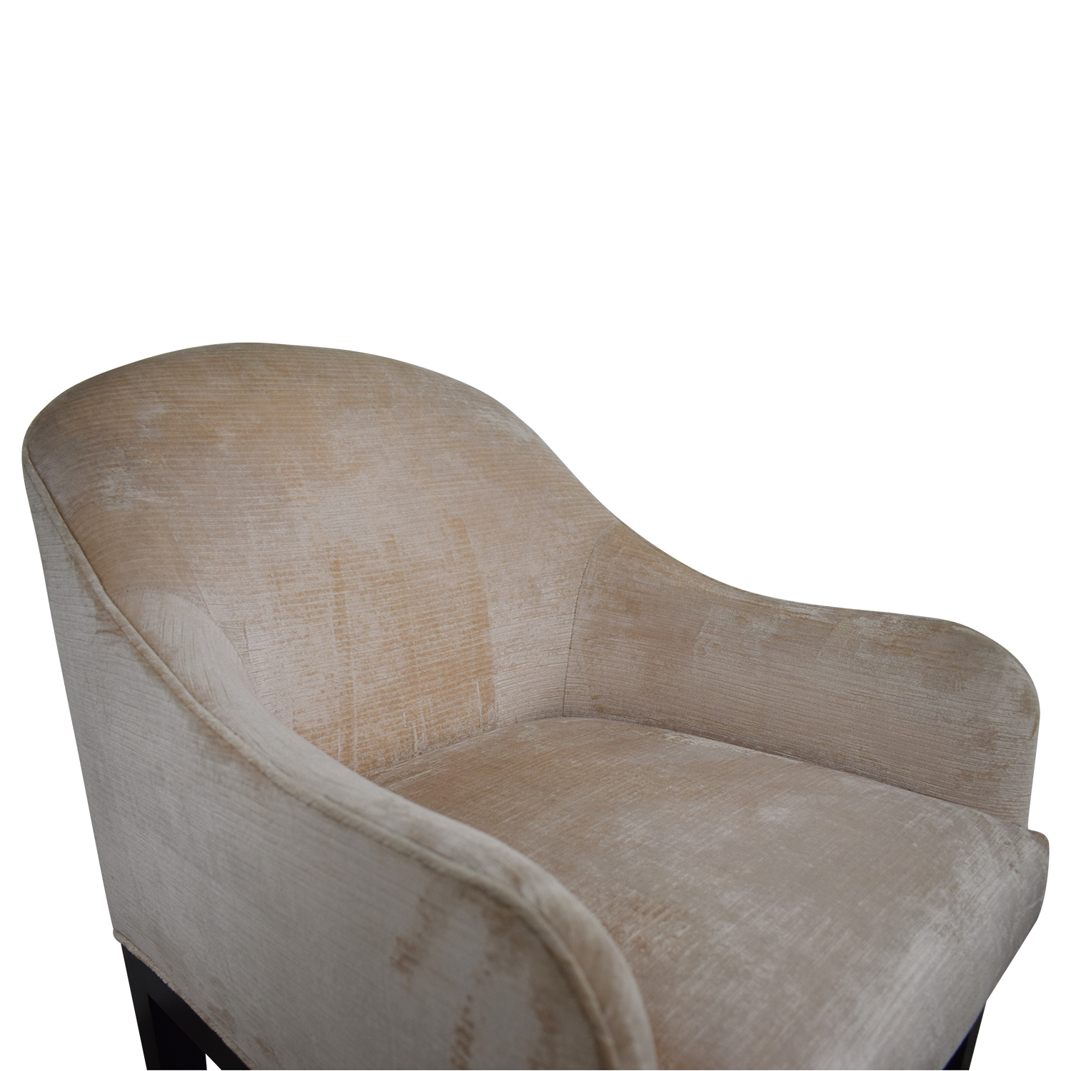 shop Furniture Masters Cream Accent Armchair Furniture Masters