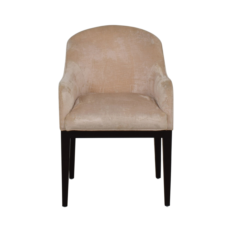 Furniture Masters Furniture Masters Cream Accent Armchair for sale