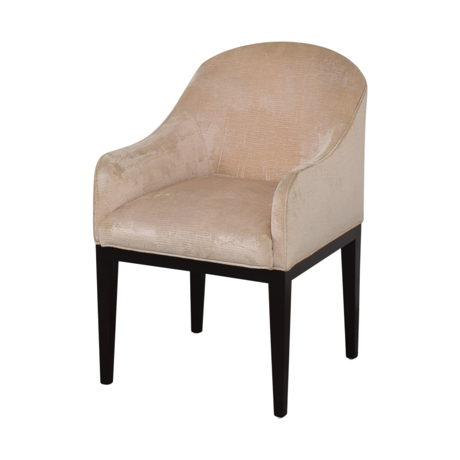 Furniture Masters Furniture Masters Cream Accent Armchair second hand