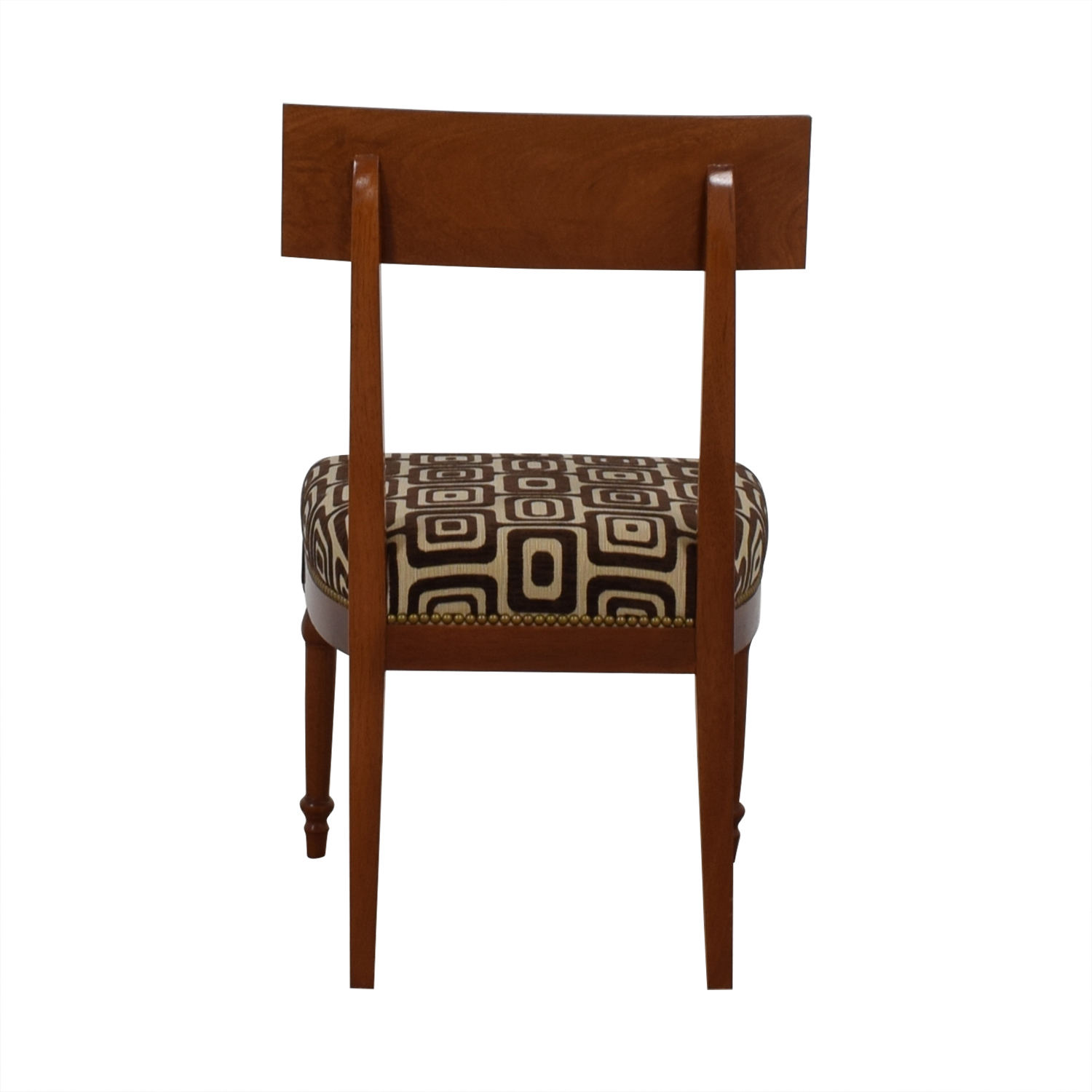 Furniture Masters Furniture Masters Brown Accent Chair used