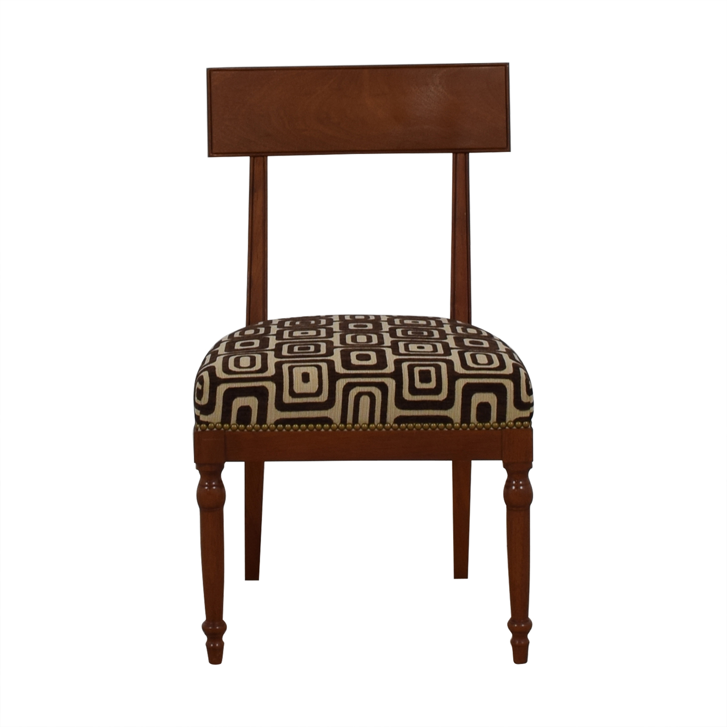 Furniture Masters Furniture Masters Brown Accent Chair dimensions