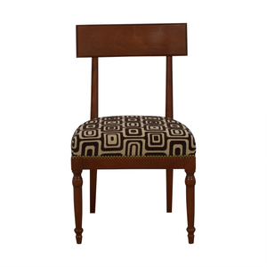 Furniture Masters Furniture Masters Brown Accent Chair coupon