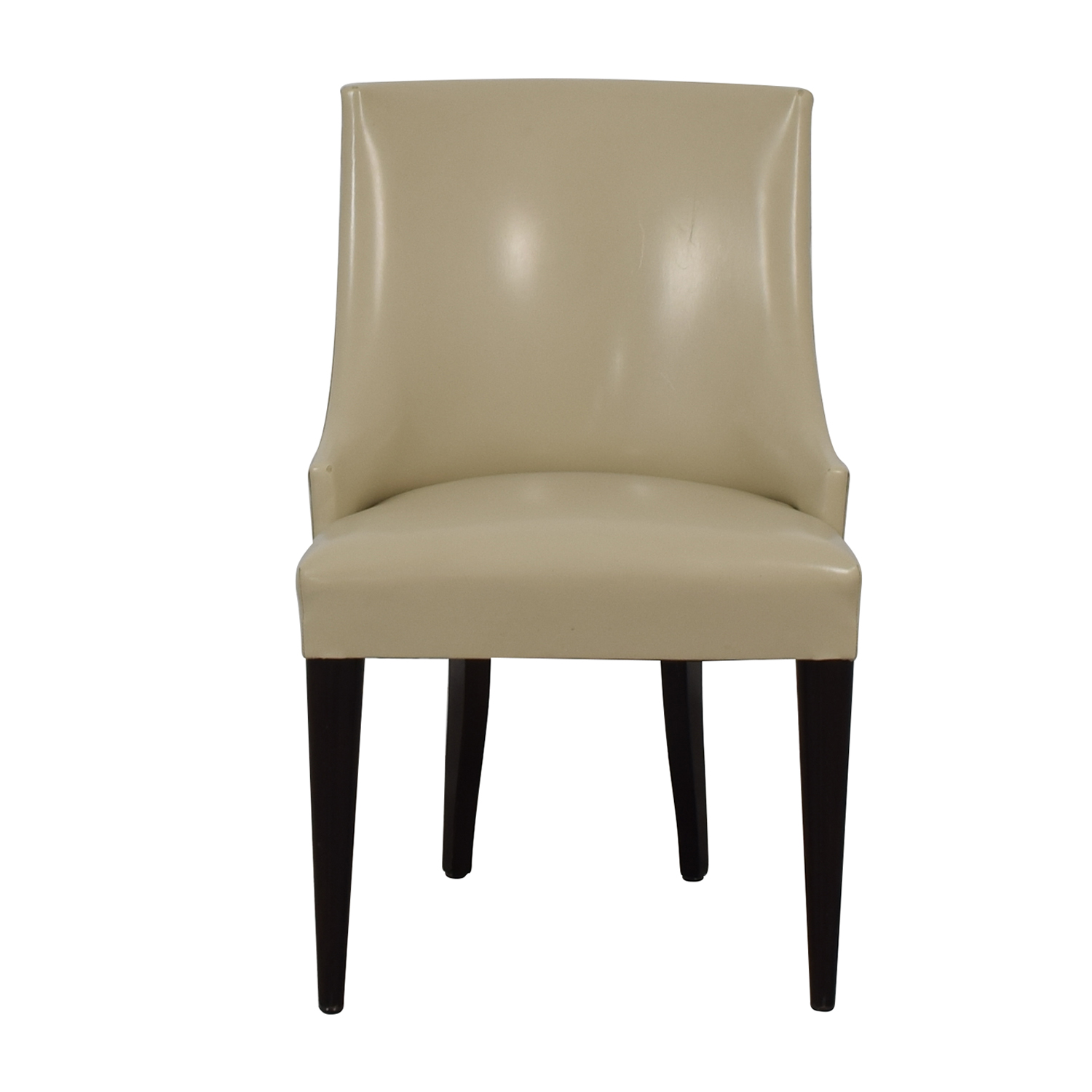 Furniture Masters Furniture Masters White Accent Chair Chairs