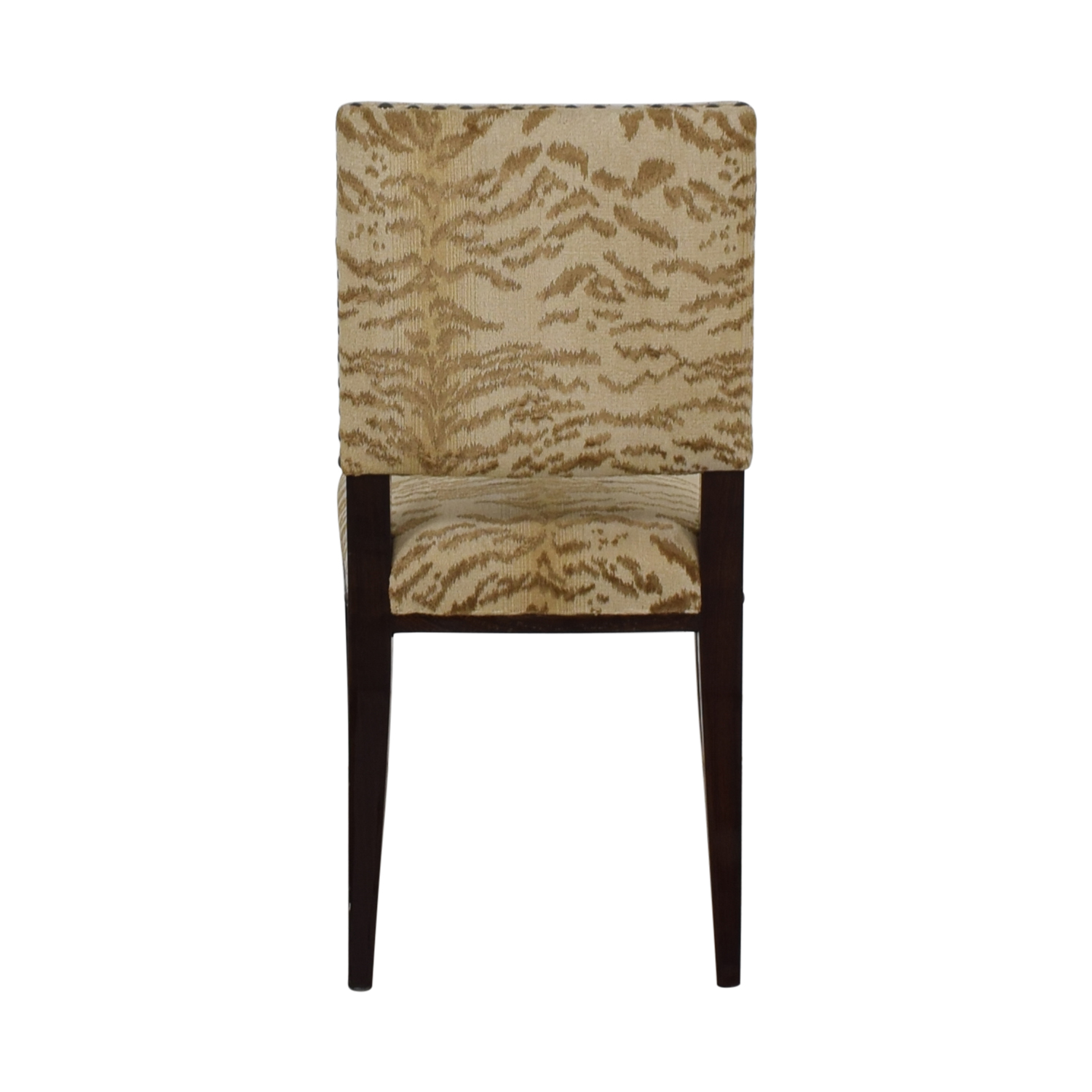 shop Furniture Masters Nail Head Accent Chair Furniture Masters