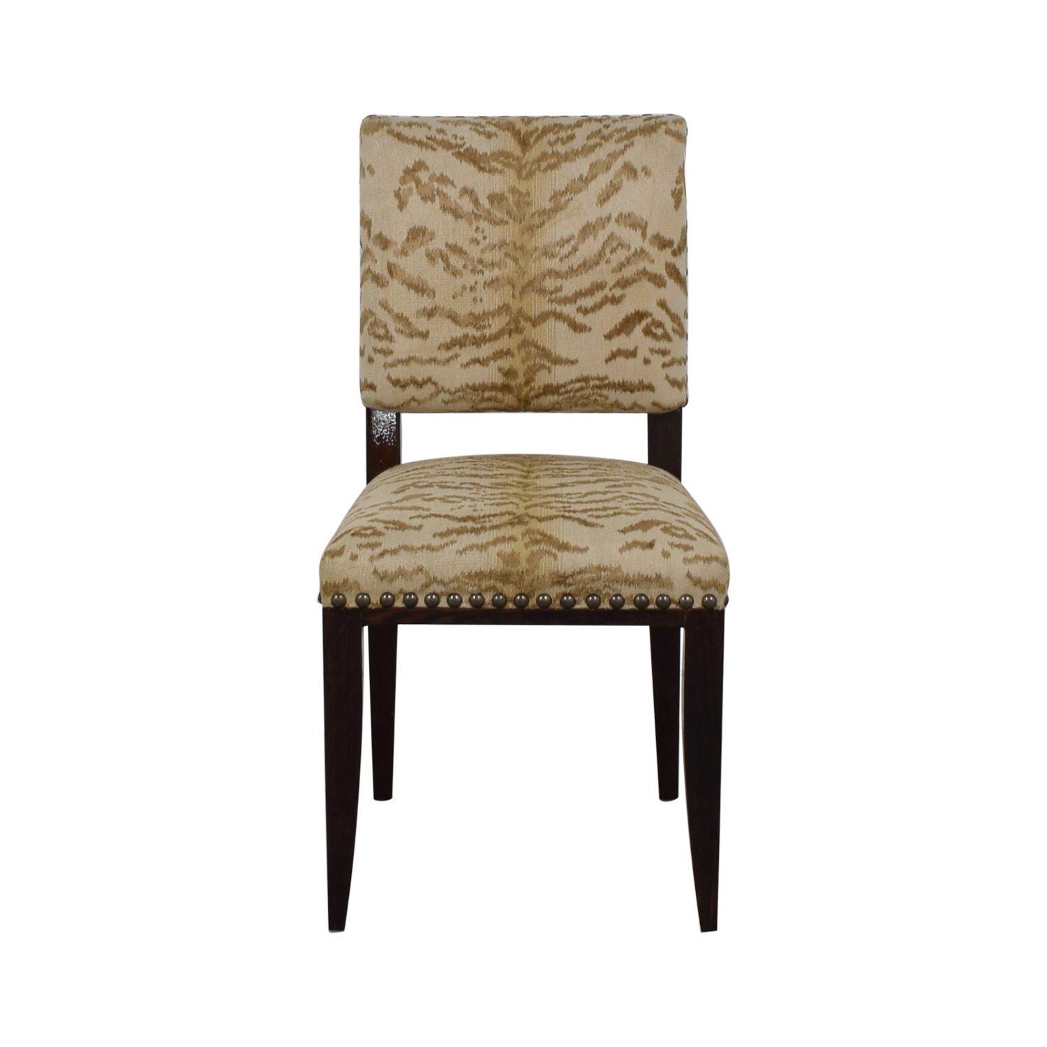 Furniture Masters Furniture Masters Nail Head Accent Chair price