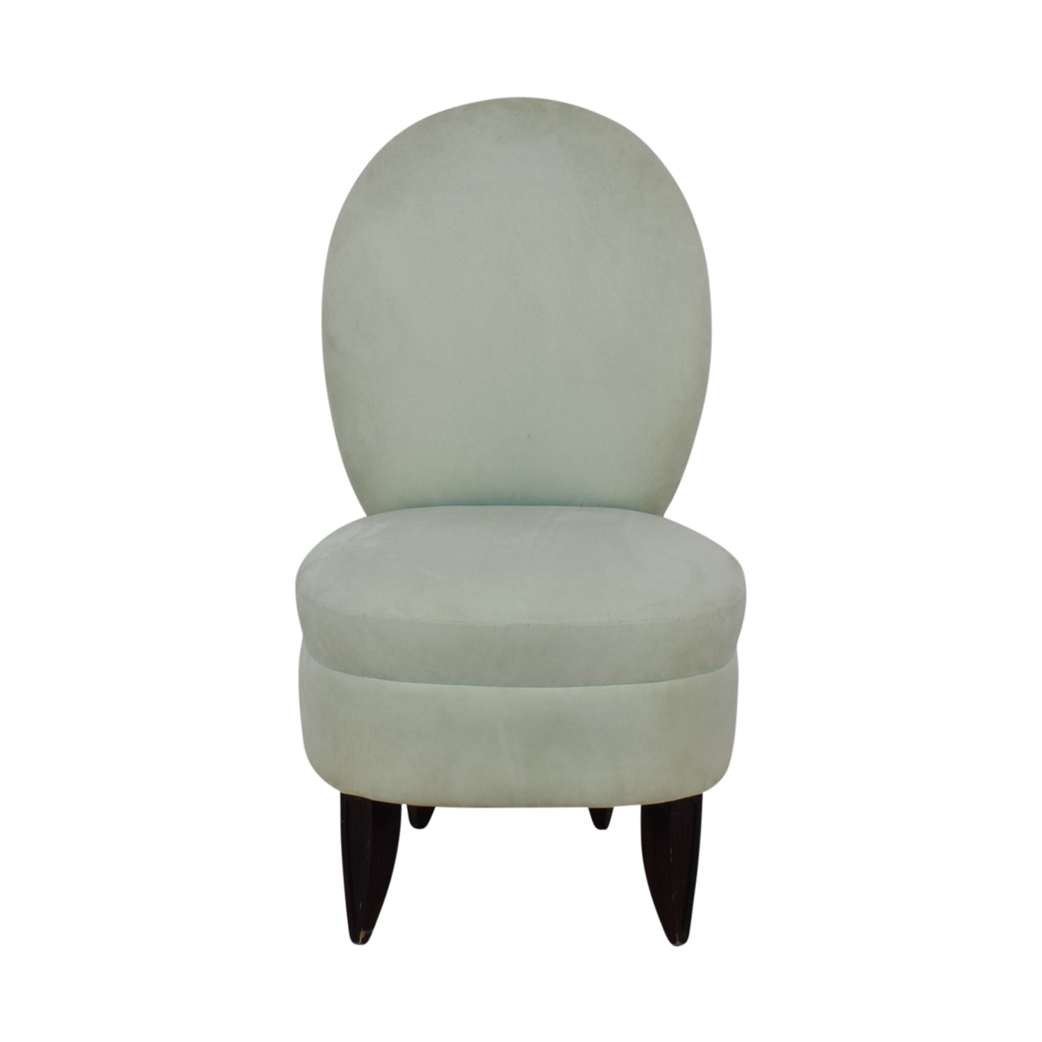 Furniture Masters Furniture Masters Green Accent Chair used
