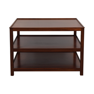 shop Furniture Masters Storage Coffee Table Furniture Masters Tables