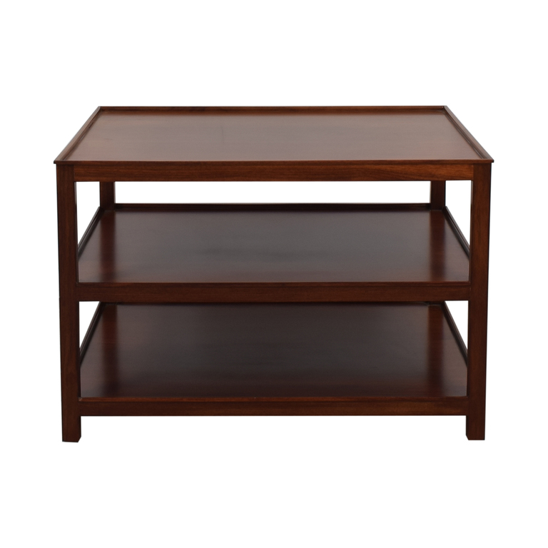 Furniture Masters Furniture Masters Storage Coffee Table for sale