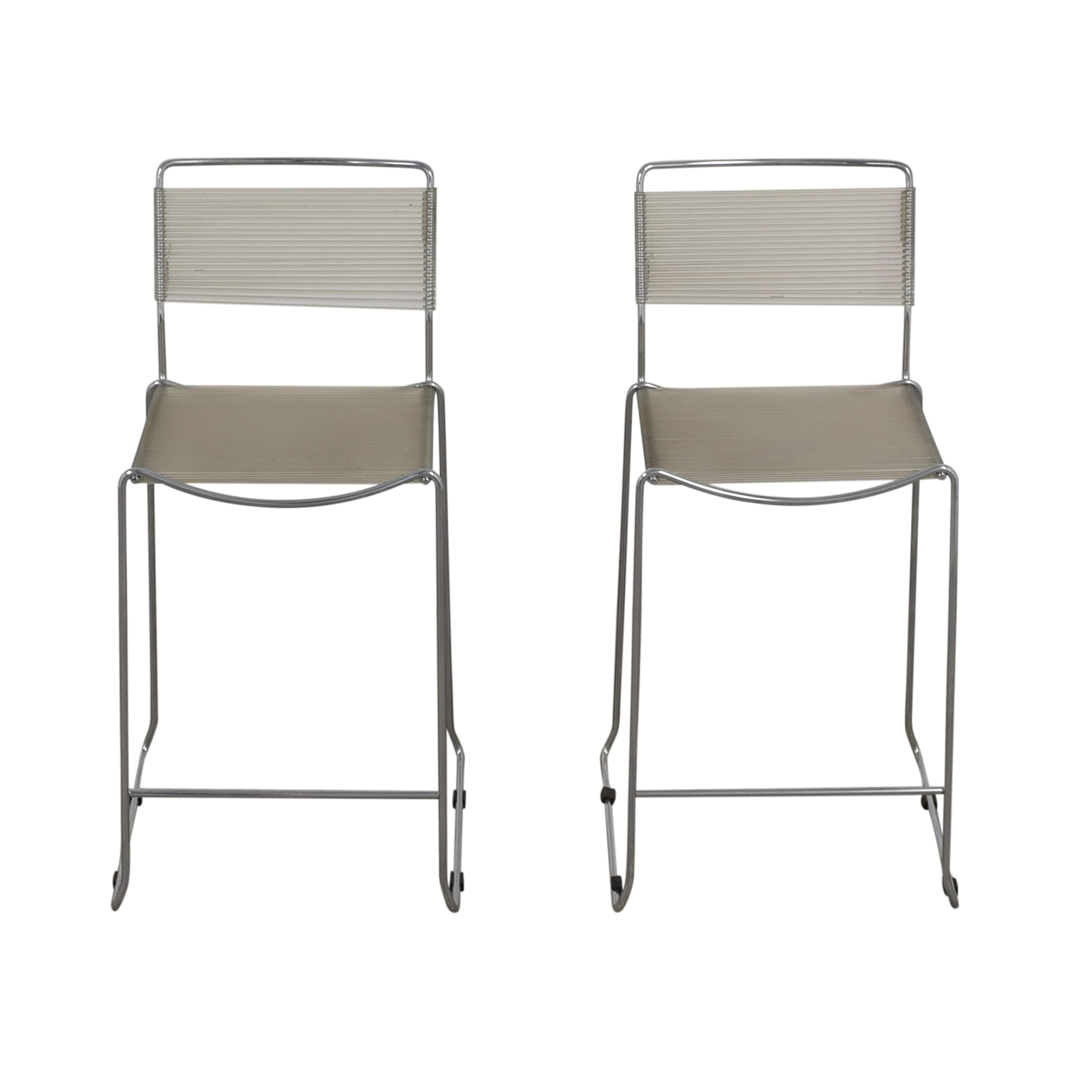 shop Chrome Counter Stools
