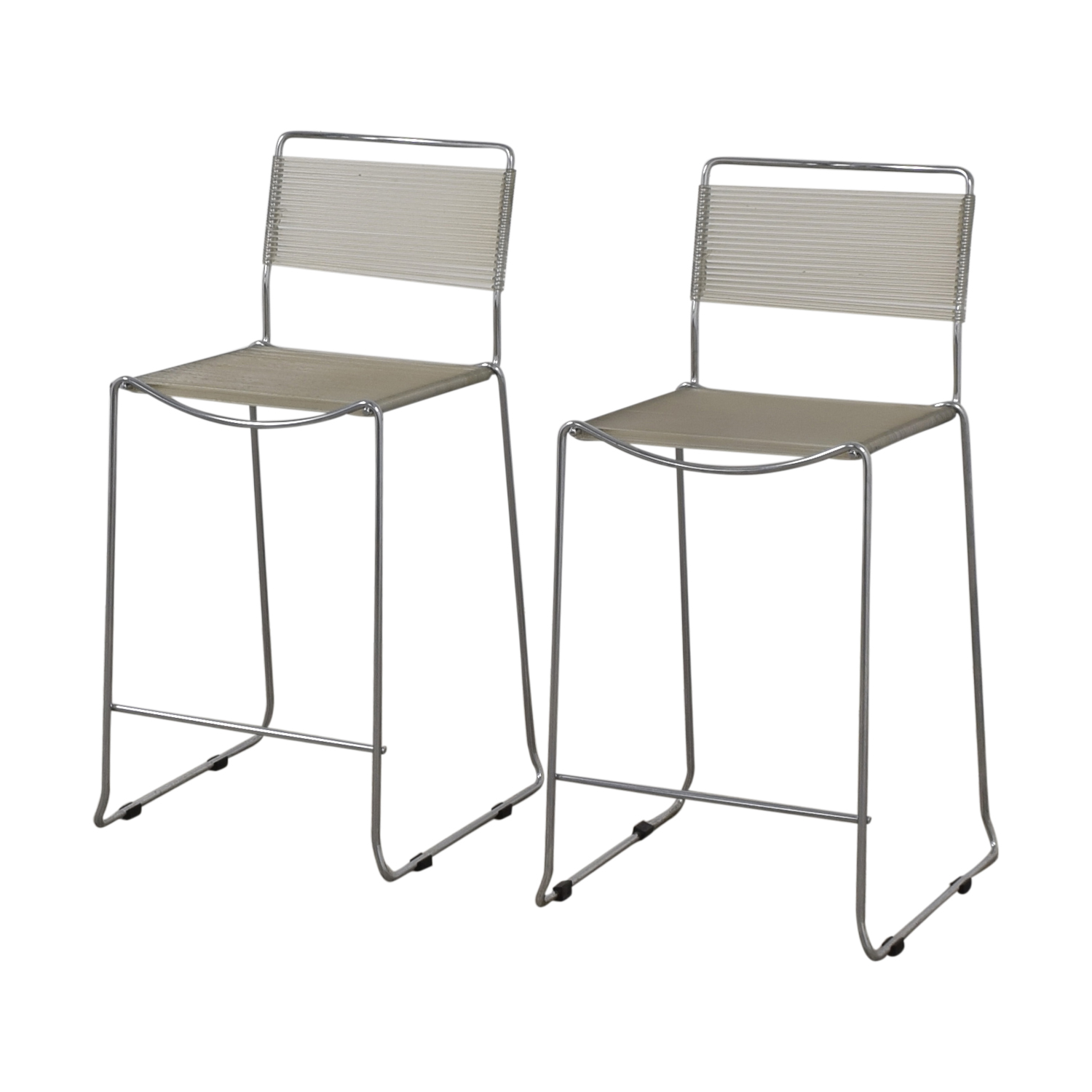 buy Chrome Counter Stools  Stools