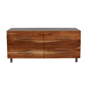 buy CB2 Junction Four-Drawer Low Dresser CB2
