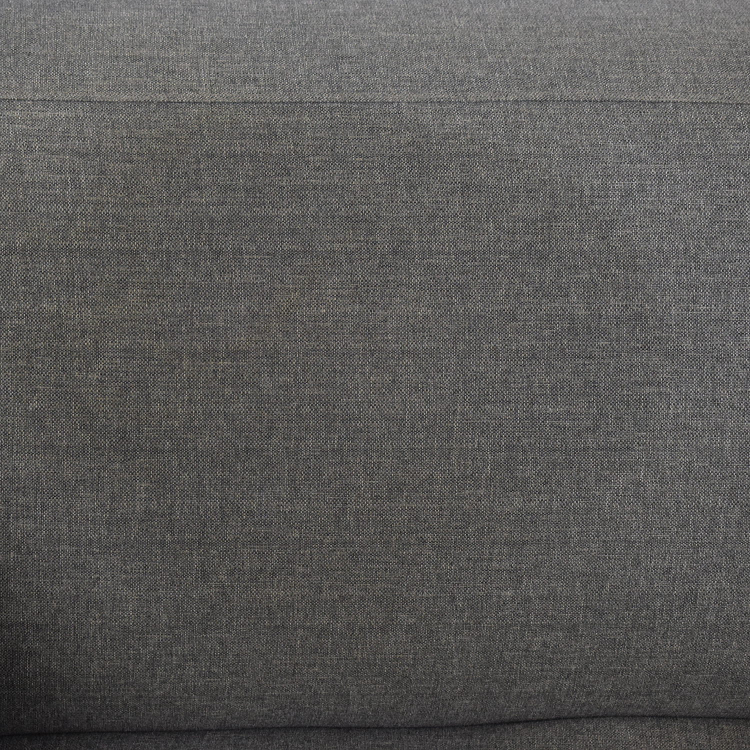 Room & Board Room & Board Grey Chaise Sectional
